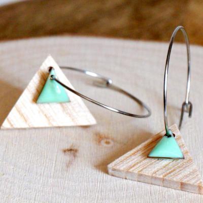 Bo e mail triangle menthe3