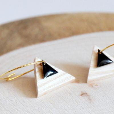 Bo e mail triangle noir