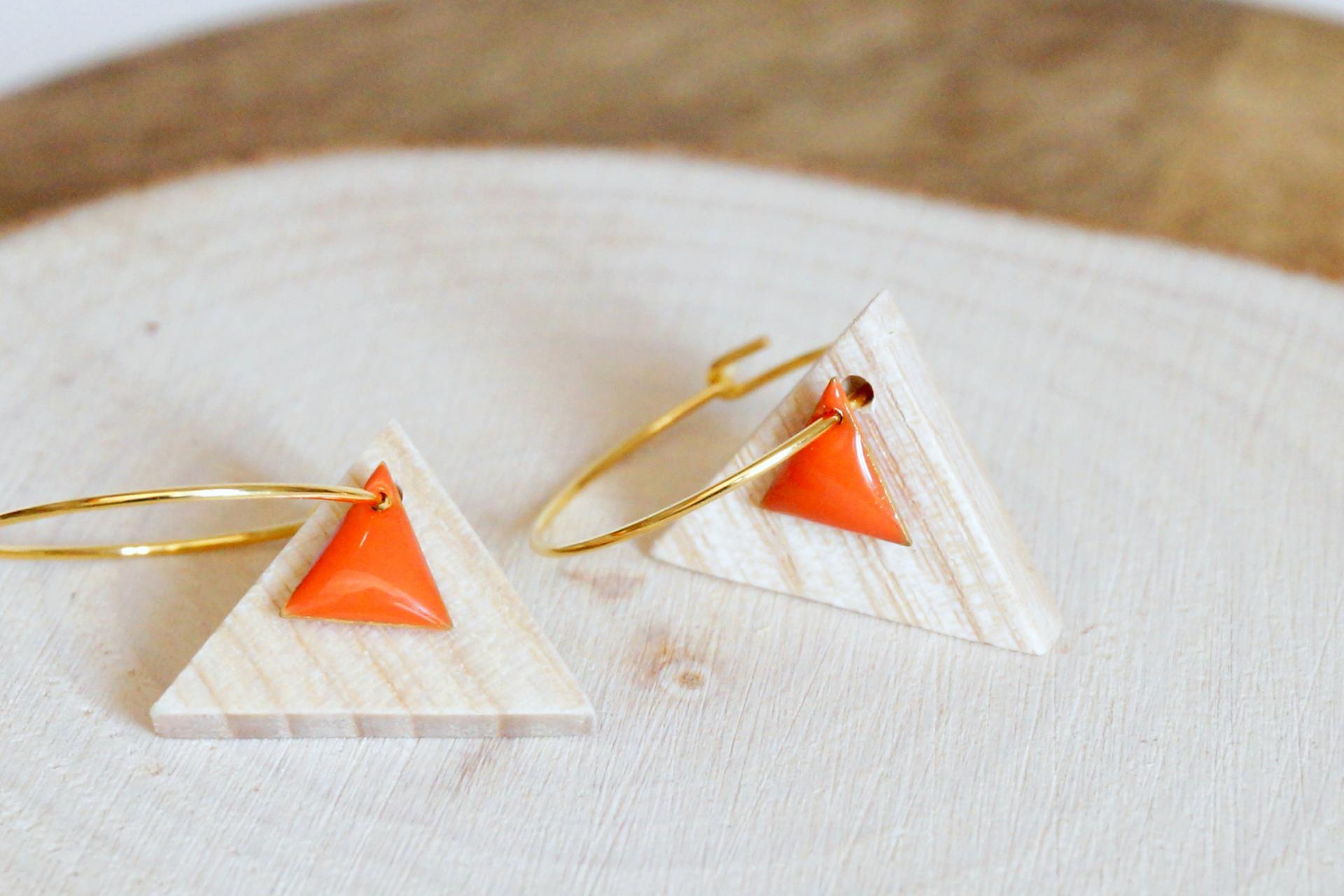 Bo e mail triangle orange1