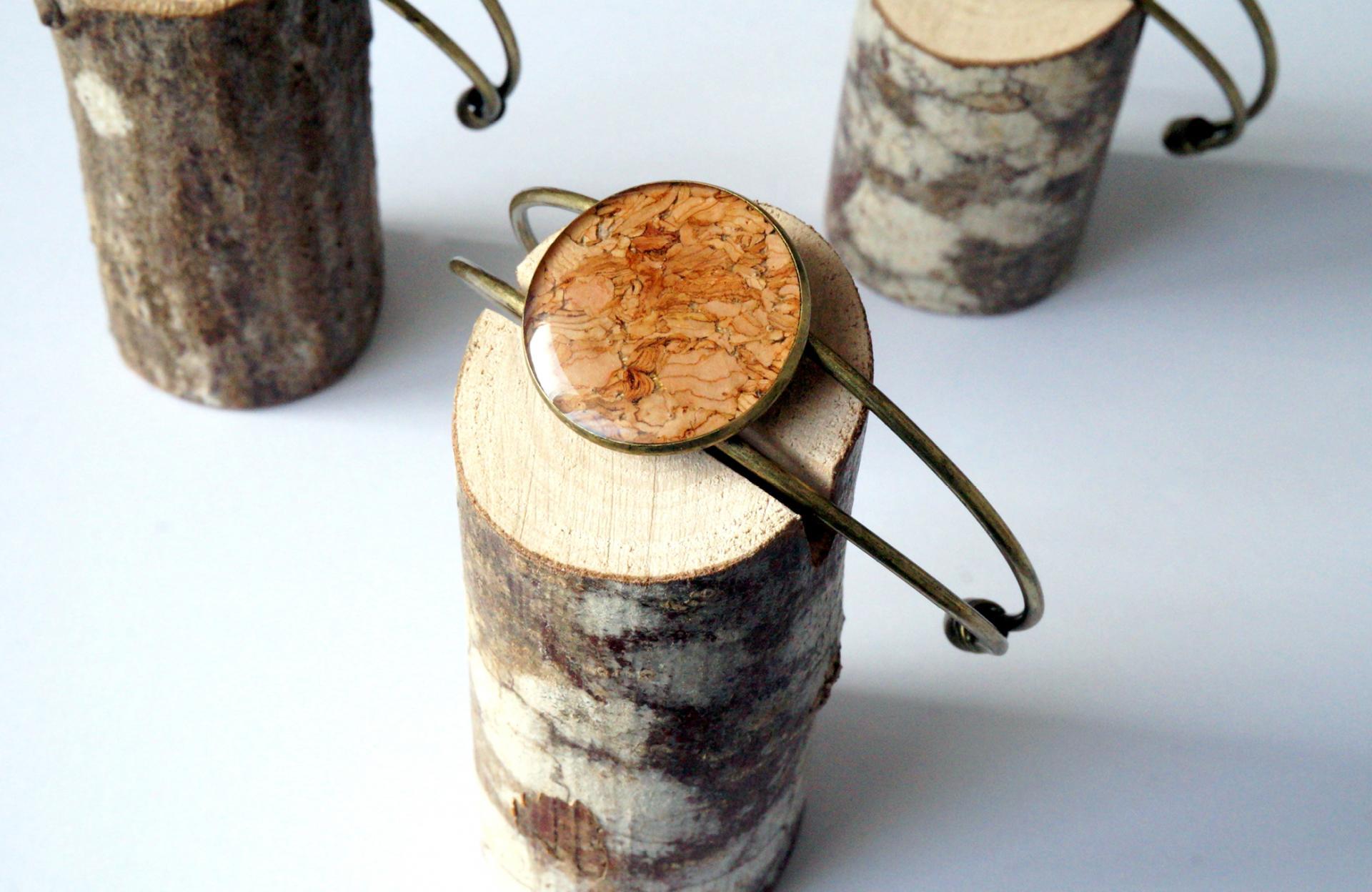 Bracelet bronze lie ge