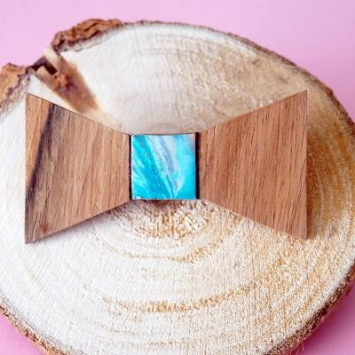 Broche n pap turquoise