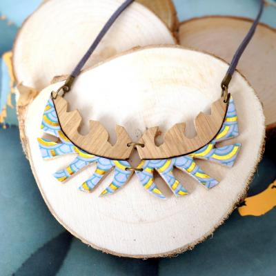 Collier tropical7